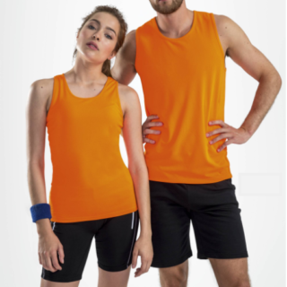 chasuble unisexe sport personnalisable