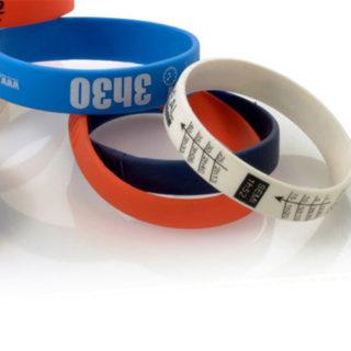 Bracelets silicones personnalisable