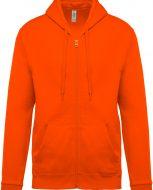 pull-orange-coton-personnalisable