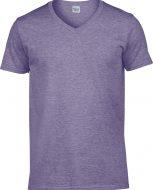 tee-shirt-homme-violet-coton
