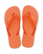 tongs-orange-plastique-etudiant