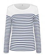 mariniere-coton-femme-bleu