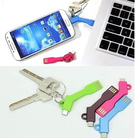 Porte clé chargeur personnalisable