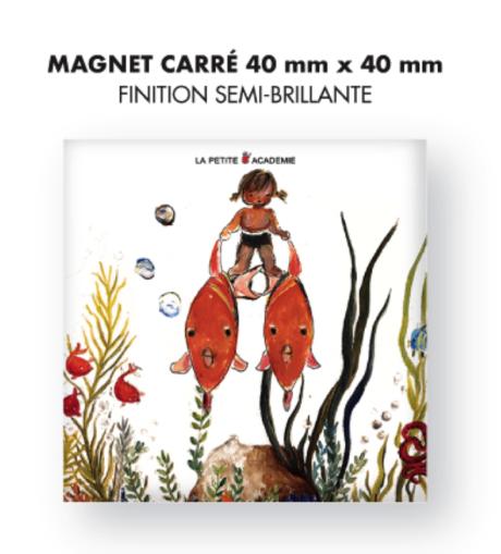 Maquettte de Magnet