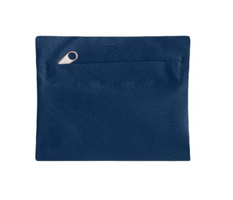 pochette bleu