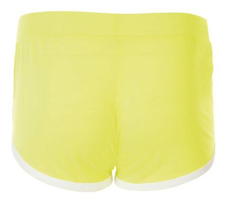 shorty jaune clair