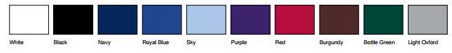 Code couleur SG23