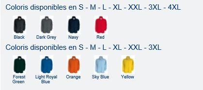 Code couleur K687