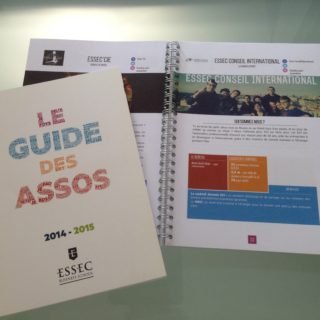 Guide papier association personnalisable