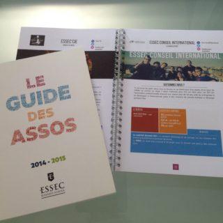 Guide papier association personnalisable