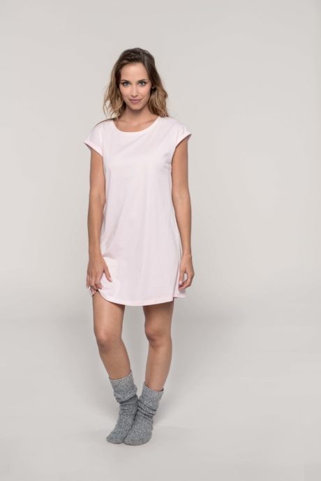 tee shirt robe rose personnalisable